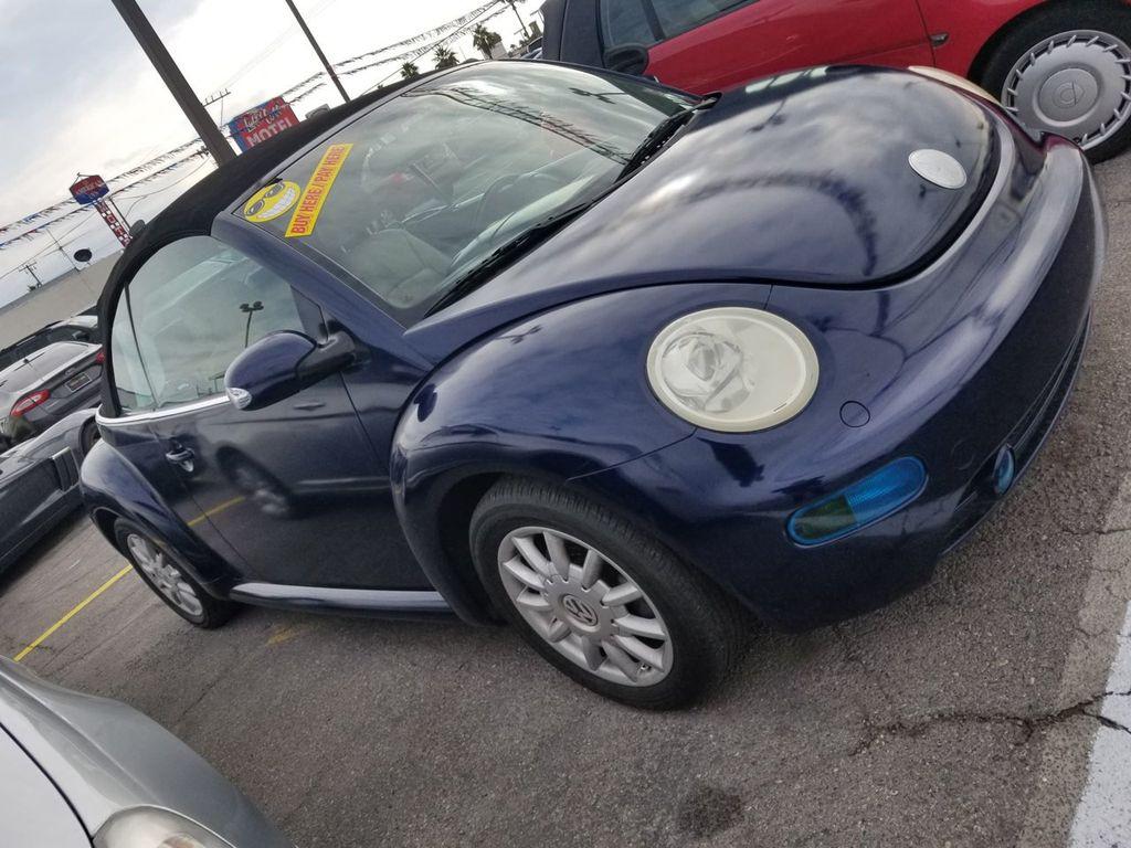 2004 Volkswagen New Beetle Convertible 2dr Convertible GLS Manual - 18319471 - 1