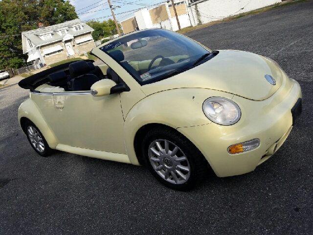 2004 Volkswagen New Beetle Convertible Gls 15582056 4
