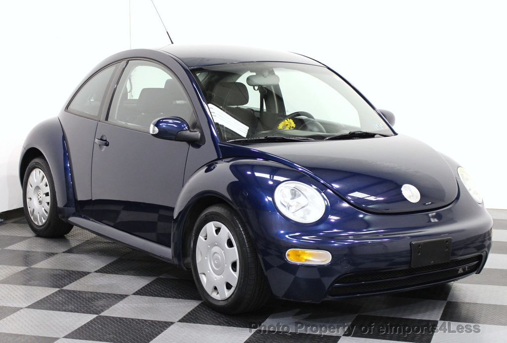 2004 Used Volkswagen New Beetle Coupe Beetle Coupe Automatic Transmission At Eimports4less
