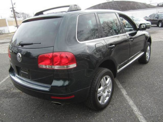 2004 Used Volkswagen Touareg Premium 4 2l V8 At Contact Us Serving