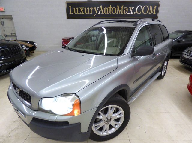 2004 Used Volvo Xc90 4dr 2 9l Twin Turbo Awd W 3rd Row At