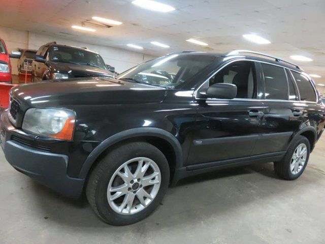 2004 Used Volvo XC90 AWD / 3rd ROW / TWIN TURBO at Contact Us Serving Cherry Hill, NJ, IID 17503075