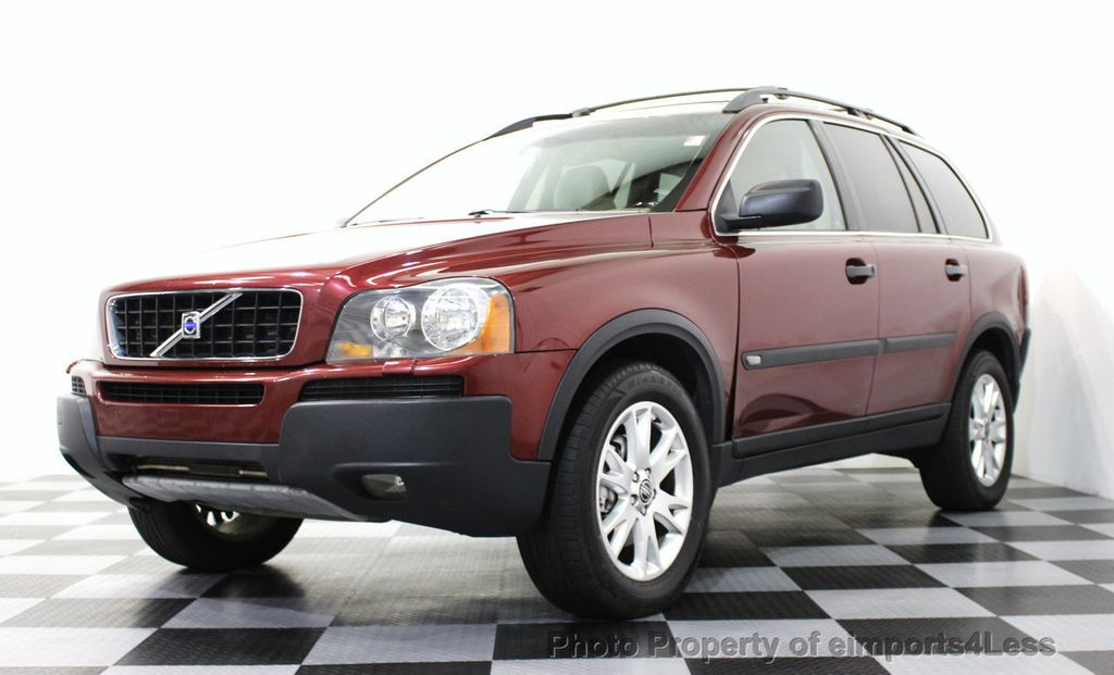 2004 Used Volvo Xc90 Xc90 T6 Awd 7 Passenger Suv At