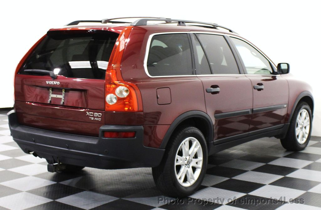 2004 used volvo xc90 xc90 t6 awd 7 passenger suv at eimports4less serving doylestown bucks. Black Bedroom Furniture Sets. Home Design Ideas