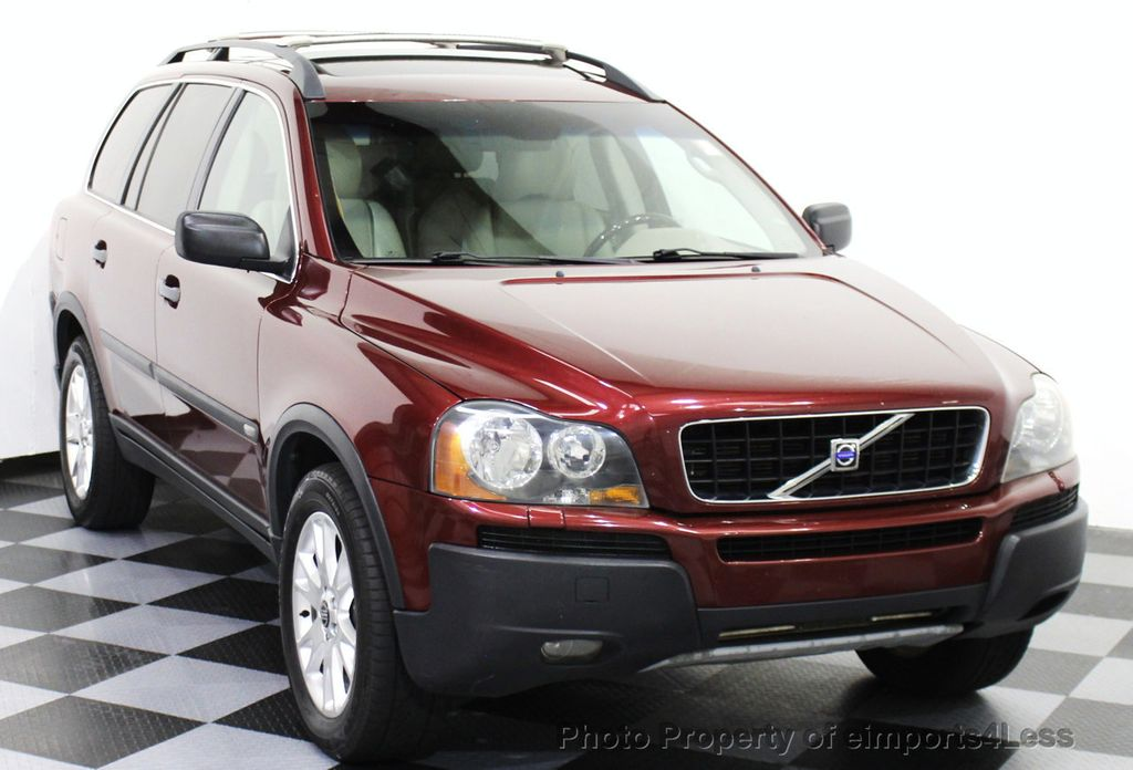 2004 Used Volvo XC90 XC90 T6 AWD 7 PASSENGER SUV at eimports4Less ...
