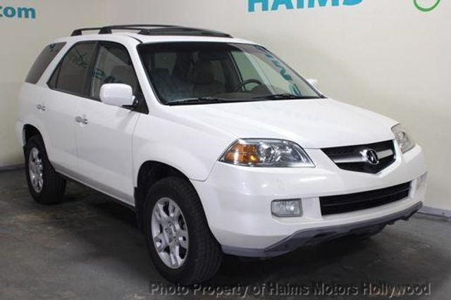 2005 Used Acura Mdx Touring At Haims Motors Serving Fort Lauderdale
