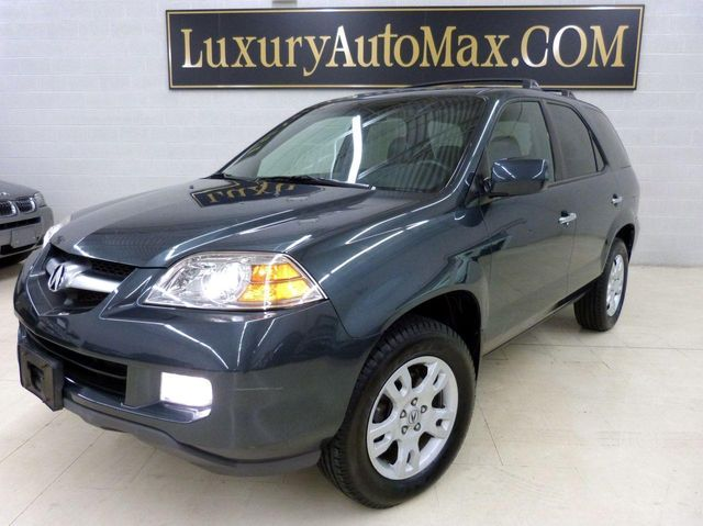 2005 Used Acura Mdx Touring At Luxury Automax Serving Chambersburg