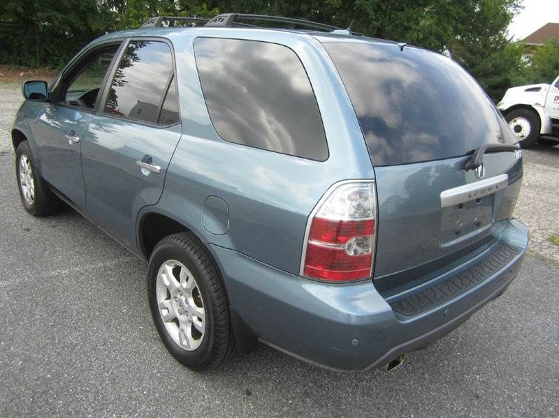 2005 Used Acura Mdx Touring Navigation At Contact Us Serving