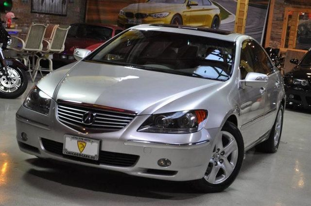 Acura RL Dr Sedan Automatic Sedan For Sale Summit Argo IL - Acura rl 2005 for sale