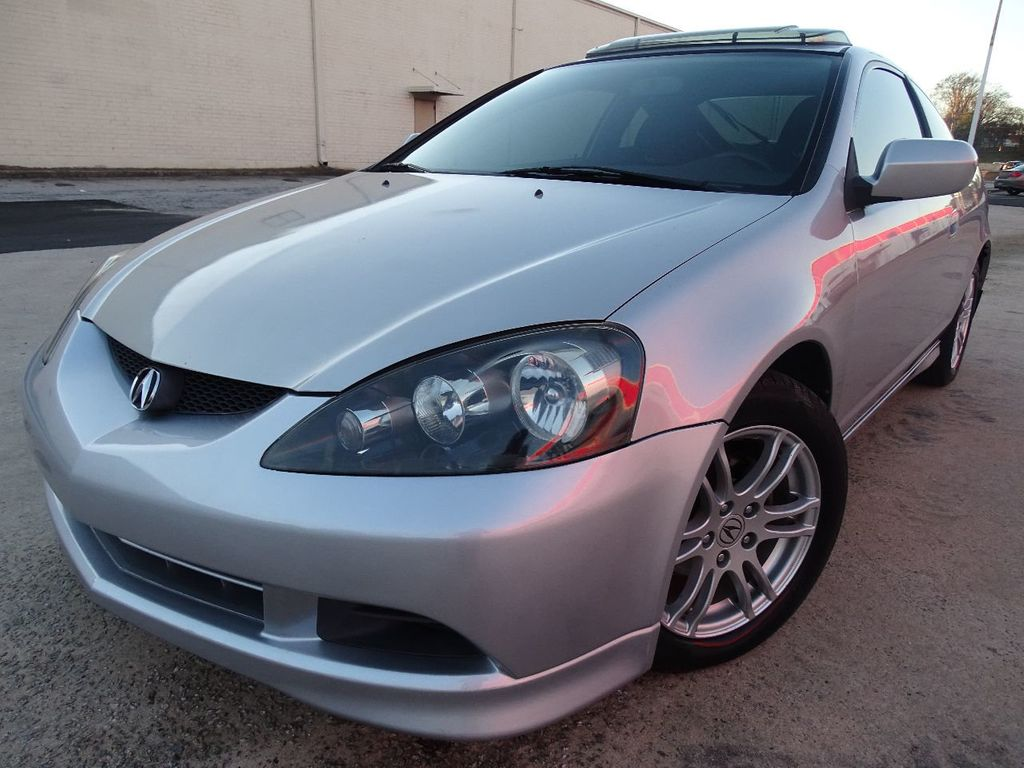 Used Acura RSX Dr Coupe Automatic At One And Only Motors - Acura rsx used
