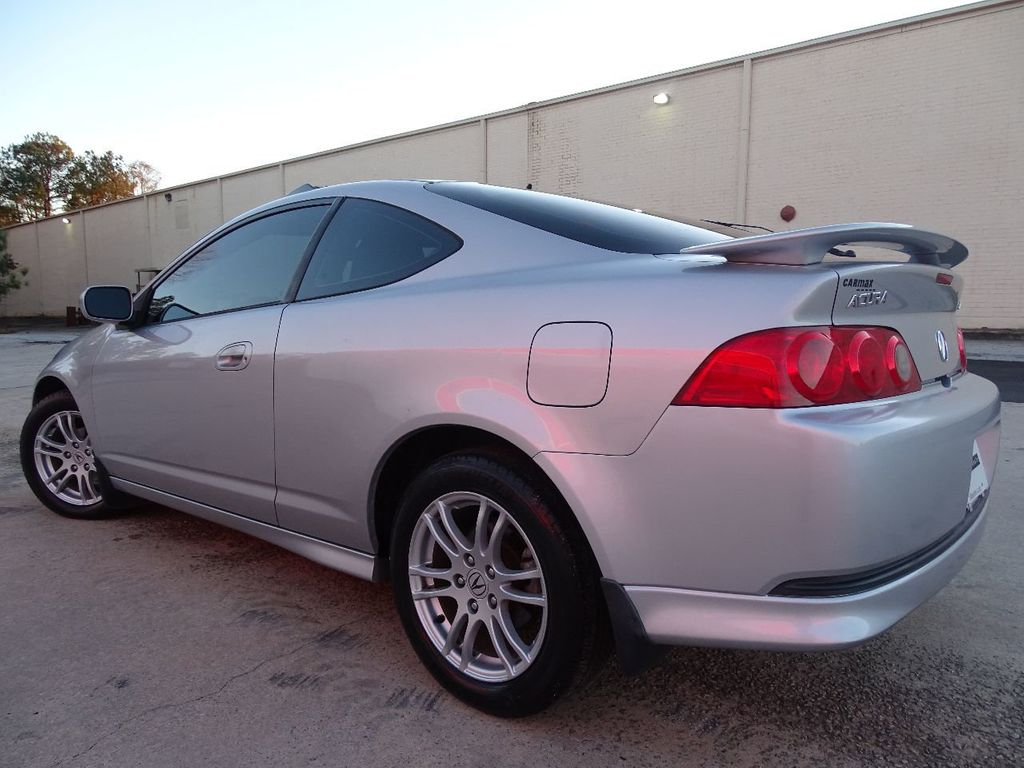 2005 Acura RSX 2dr Coupe Automatic   15850811   3