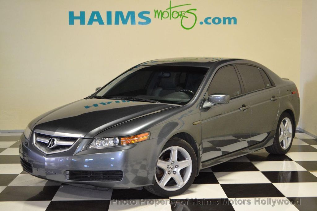 2005 used acura tl 4dr sedan automatic at haims motors serving fort