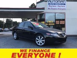 2005 Acura TSX - JH4CL96815C002219