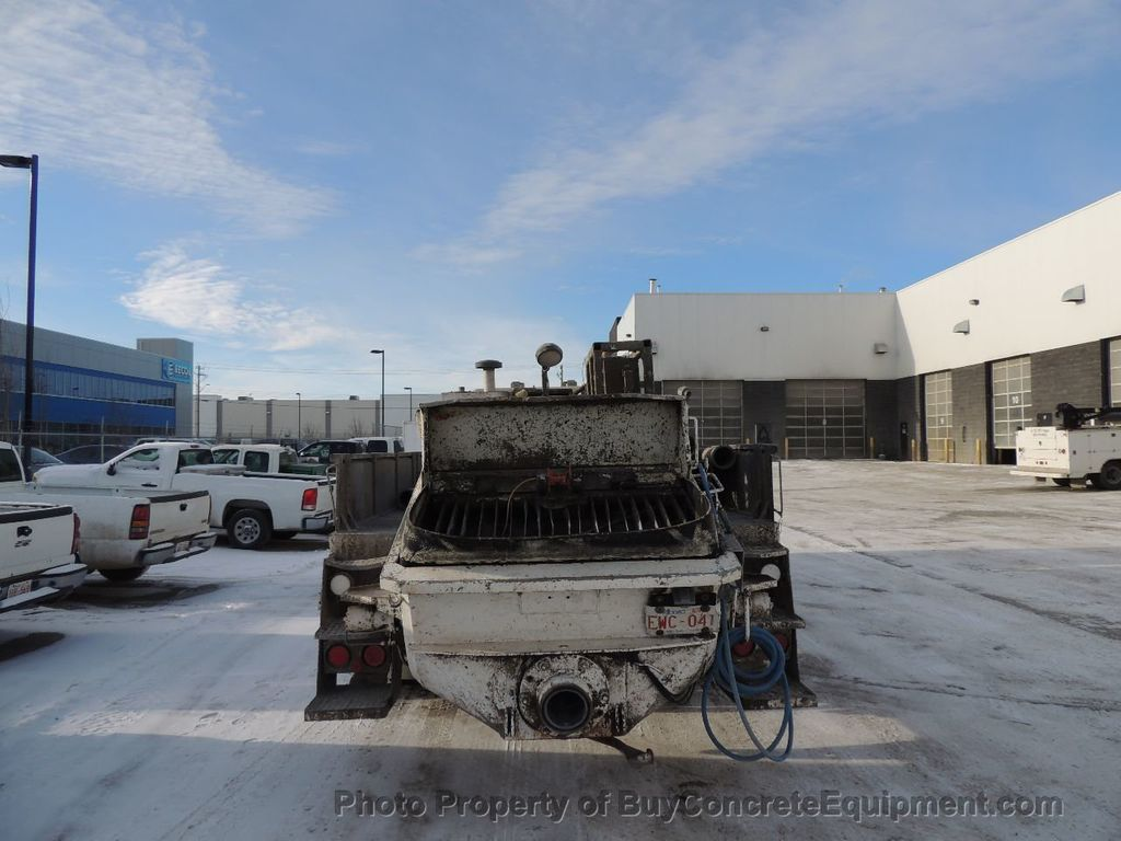 2005 Alliance Line Pump Mack Chassis - 14974797 - 3