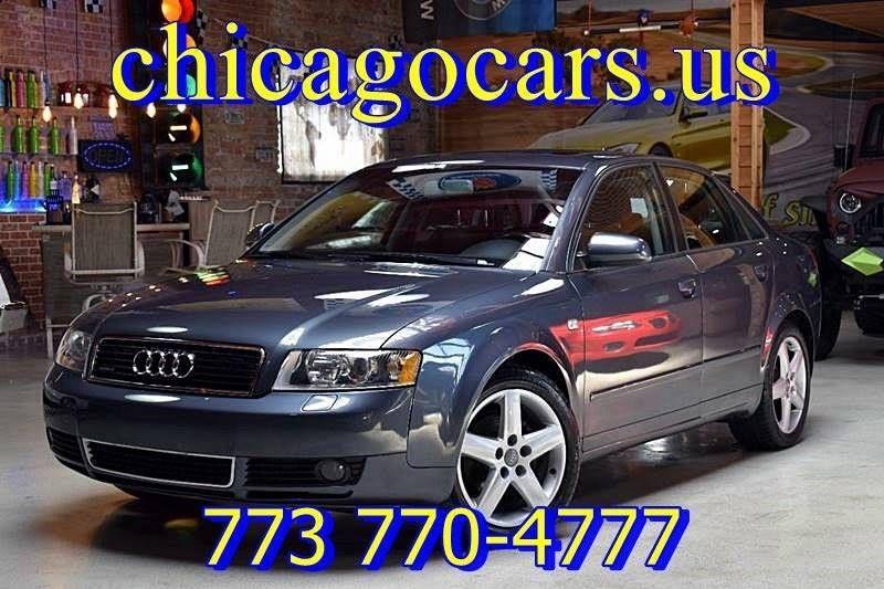 2005 Used Audi A4 1 8t Quattro Awd 4dr Sedan At Chicago Cars Us