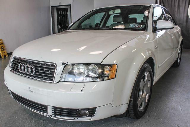 2005 used audi a4 2005 4dr sedan 1 8t quattro automatic at dip 39 s luxury motors serving elizabeth. Black Bedroom Furniture Sets. Home Design Ideas