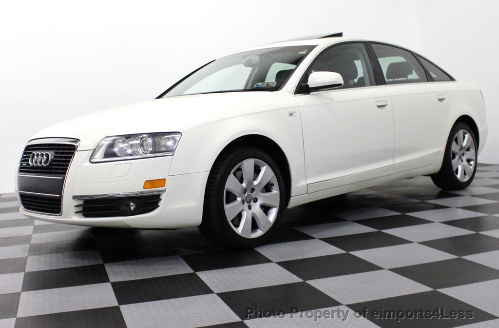 2005 used audi a6 4 2l v8 quattro awd sedan navigation at. Black Bedroom Furniture Sets. Home Design Ideas