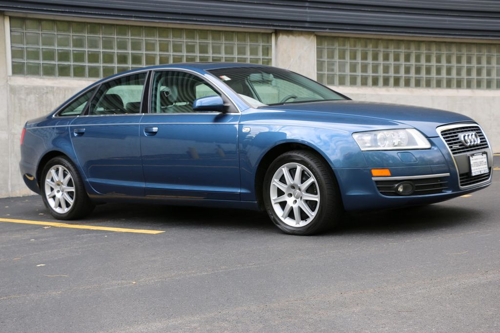 2005 used audi a6 4dr sedan 3 2l quattro automatic at universal imports of rochester inc serving. Black Bedroom Furniture Sets. Home Design Ideas