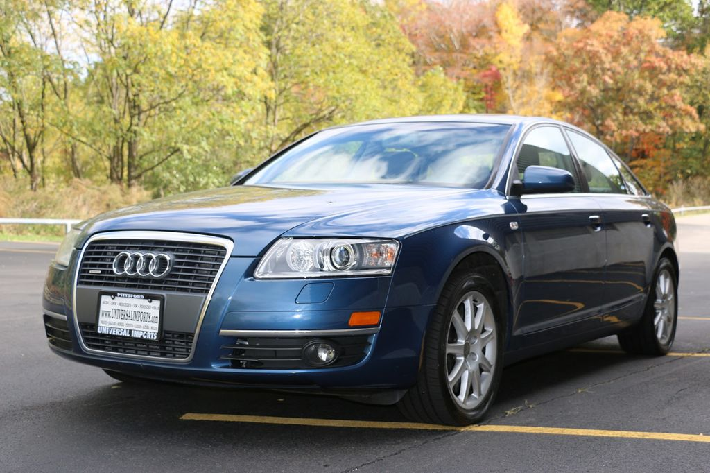 2005 Used Audi A6 4dr Sedan 3 2L quattro Automatic at Universal Imports of  Rochester Inc Serving Monroe County and Rochester, NY, IID 15816755