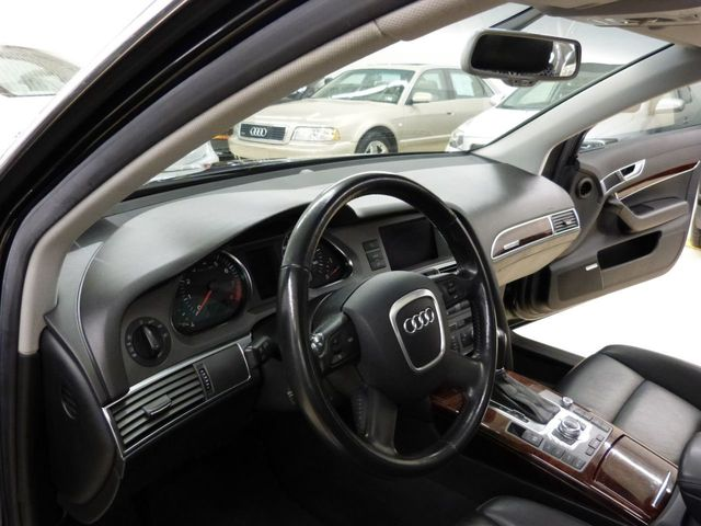 2005 Audi A6 4dr Sedan 3.2L quattro Automatic - Click to see full-size photo viewer