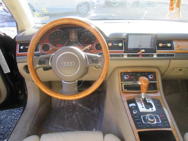 2005 Audi A8 L Quattro Click To See Full Size Photo Viewer