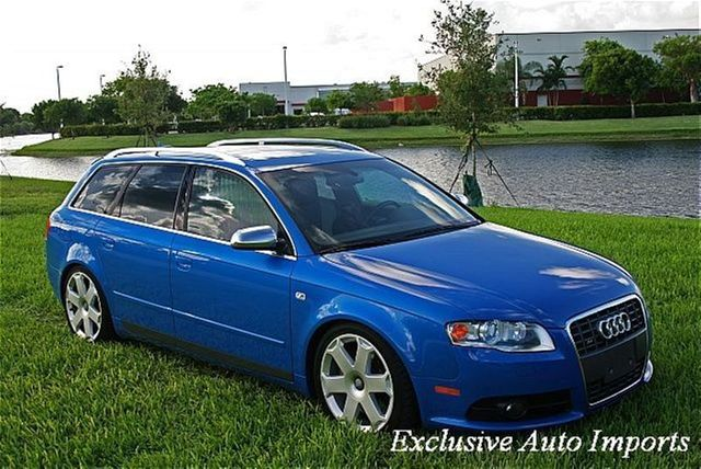 2005 Used Audi S4 20055 5dr Wgn Avant Quattro Auto At Exclusive