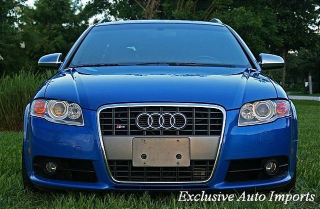 2005 Audi S4 2005.5 5dr Wgn Avant quattro Auto - Click to see full-size photo viewer