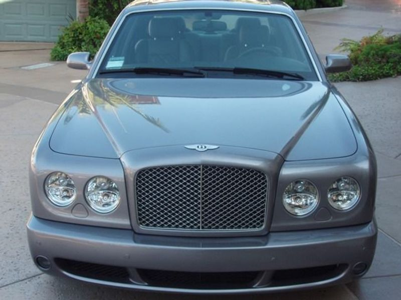 2005 Used Bentley Arnage T Mulliner At Sports Car Company Inc