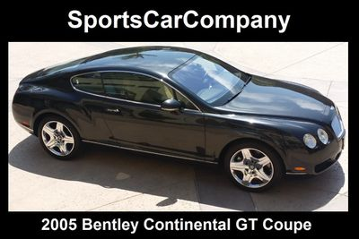 2005 Bentley Continental - SCBCR63W85C026120