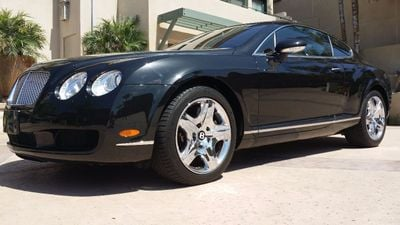 2005 Bentley Continental  - Click to see full-size photo viewer