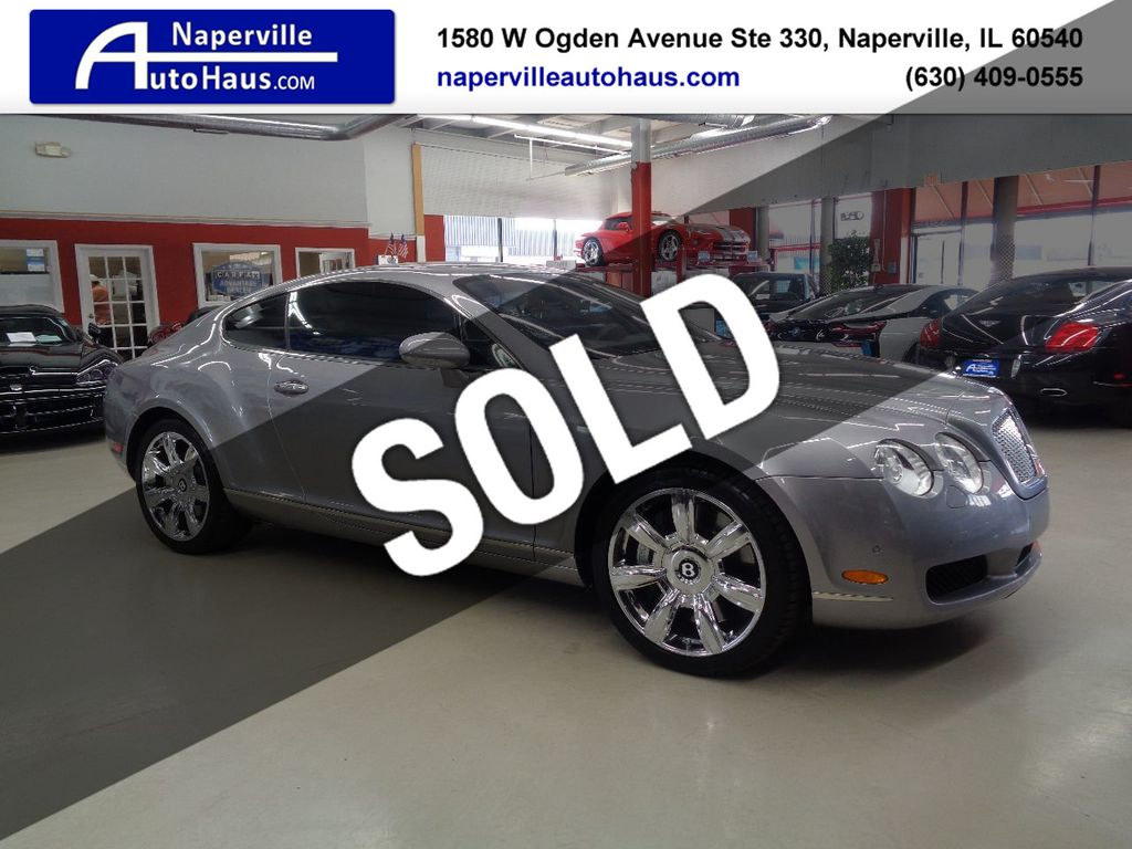 2005 Bentley Continental 2dr Coupe GT - 17533797 - 0