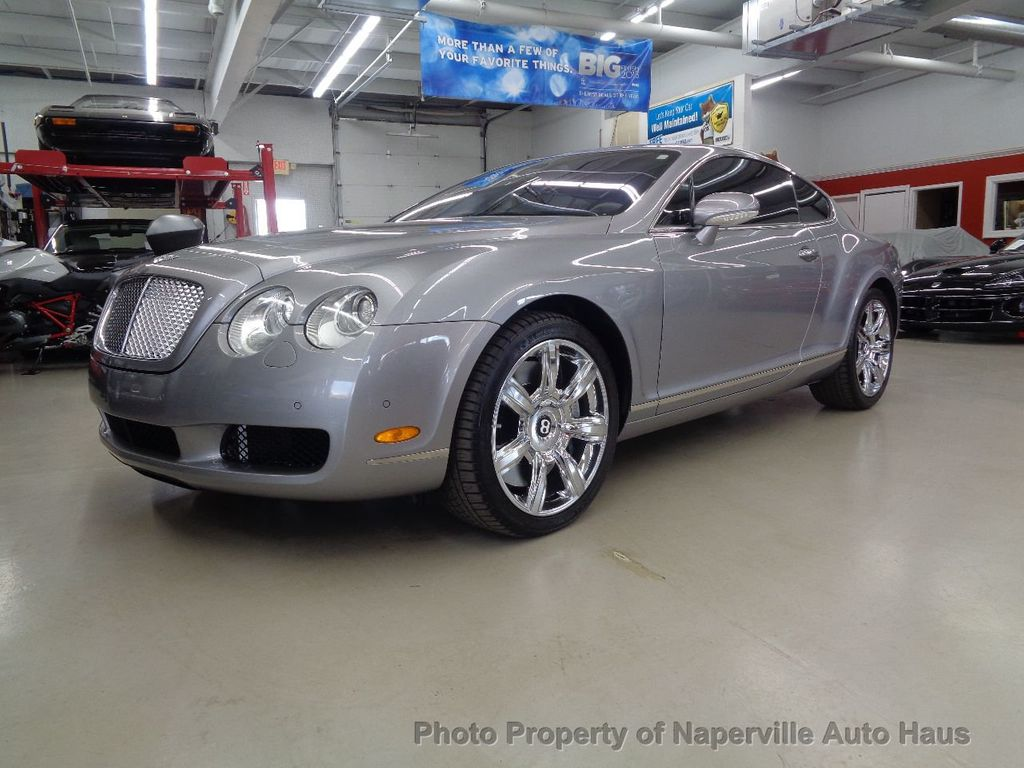 2005 Bentley Continental 2dr Coupe GT - 17533797 - 2