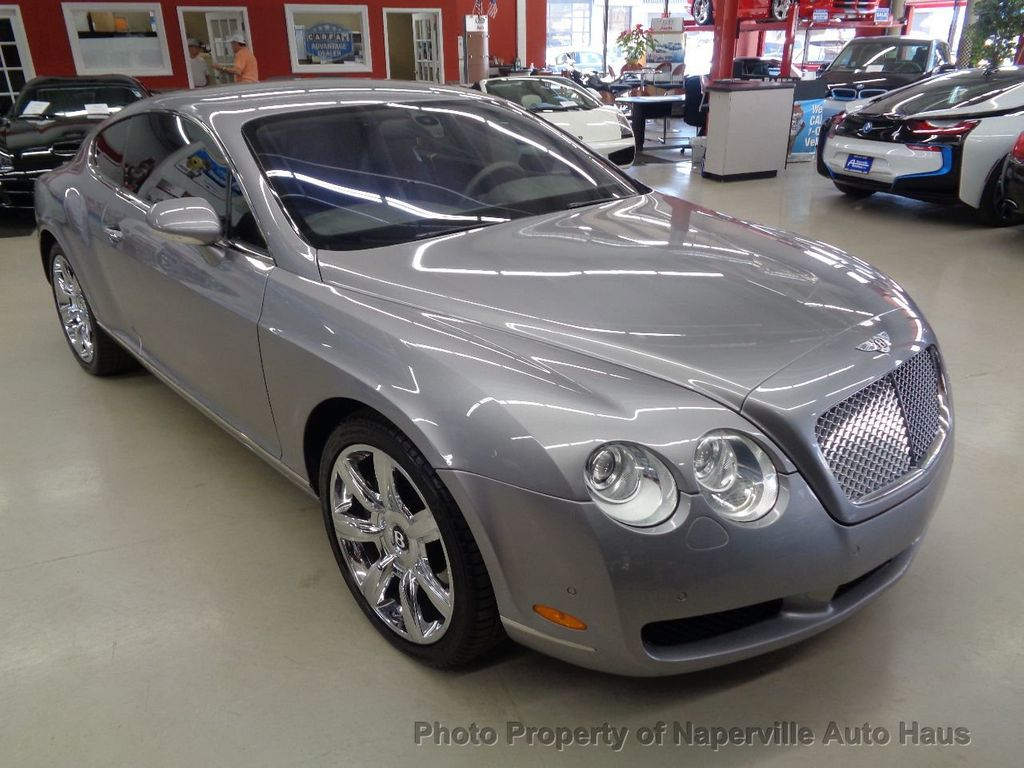 2005 Bentley Continental 2dr Coupe GT - 17533797 - 35