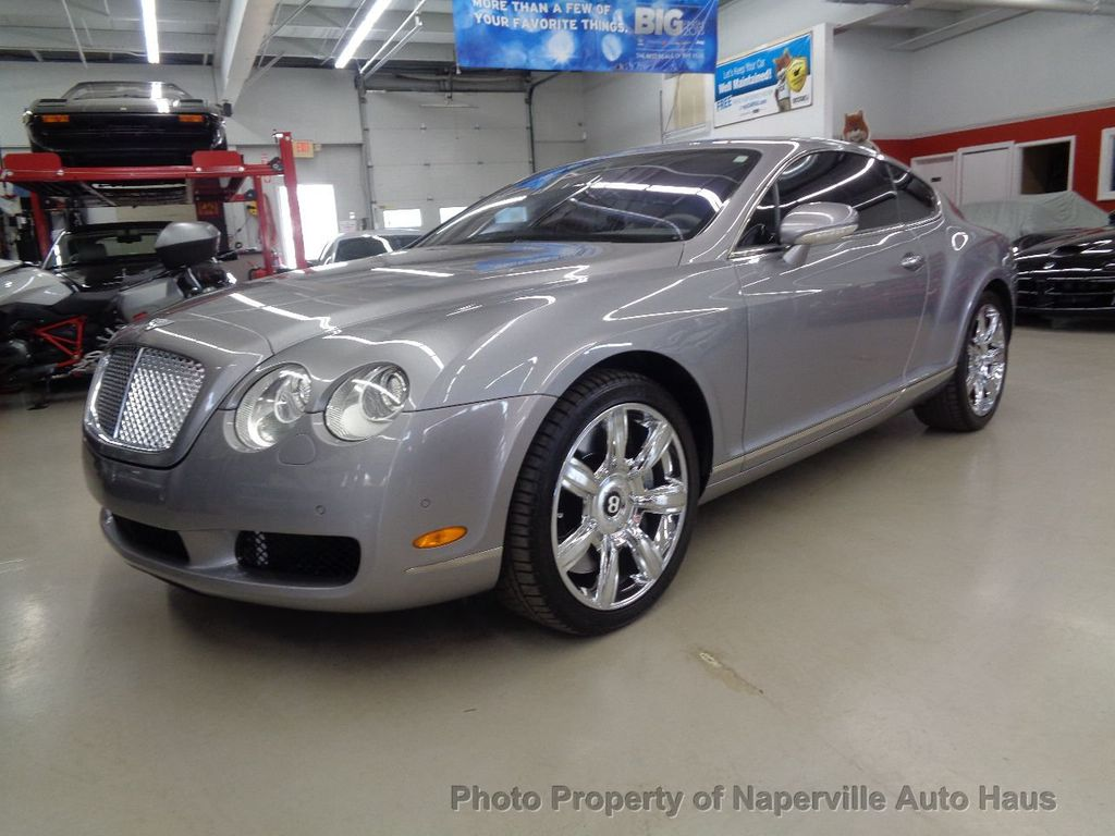 2005 Bentley Continental 2dr Coupe GT - 17533797 - 36