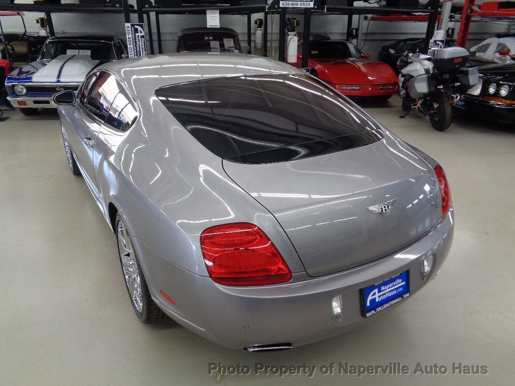 2005 Bentley Continental 2dr Coupe GT - 17533797 - 37