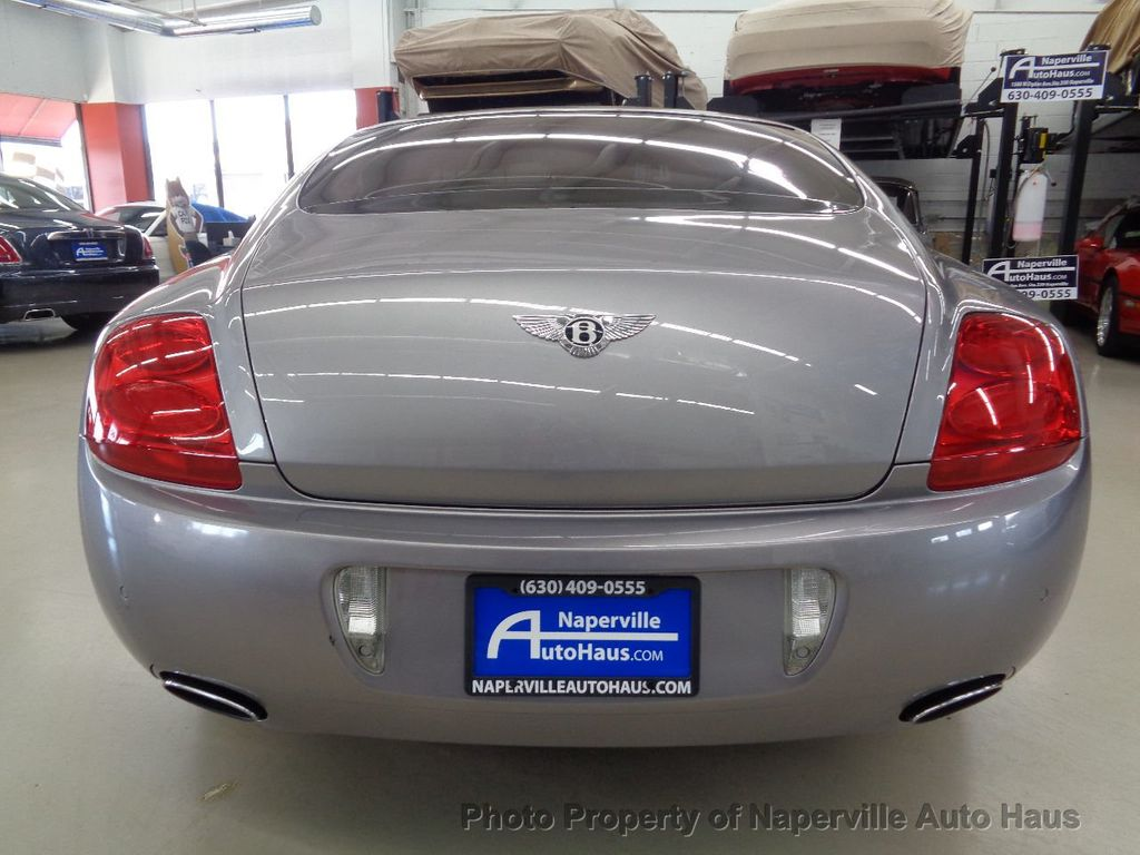 2005 Bentley Continental 2dr Coupe GT - 17533797 - 4