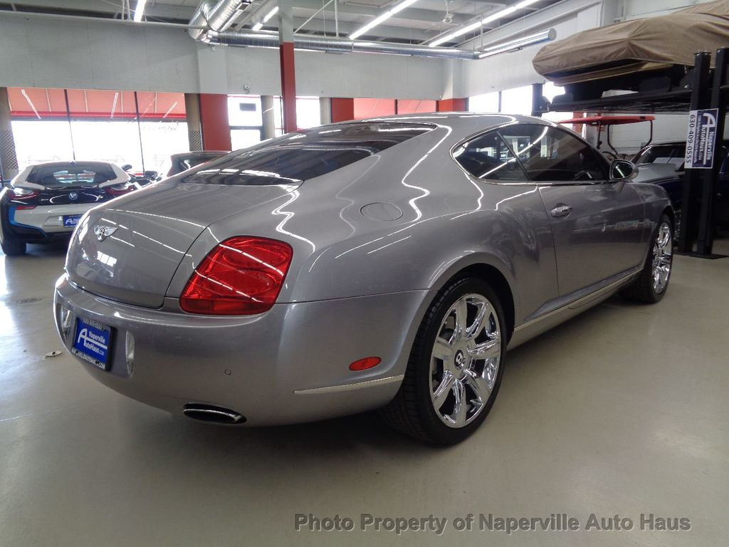 2005 Bentley Continental 2dr Coupe GT - 17533797 - 5