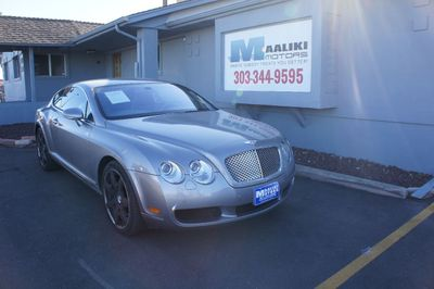 2005 Bentley Continental - SCBCR63W05C025799