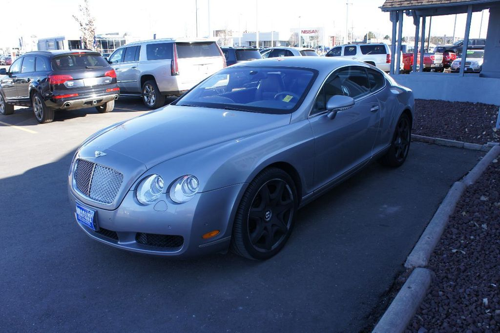 2005 Bentley Continental 2dr Coupe GT - 17403073 - 1