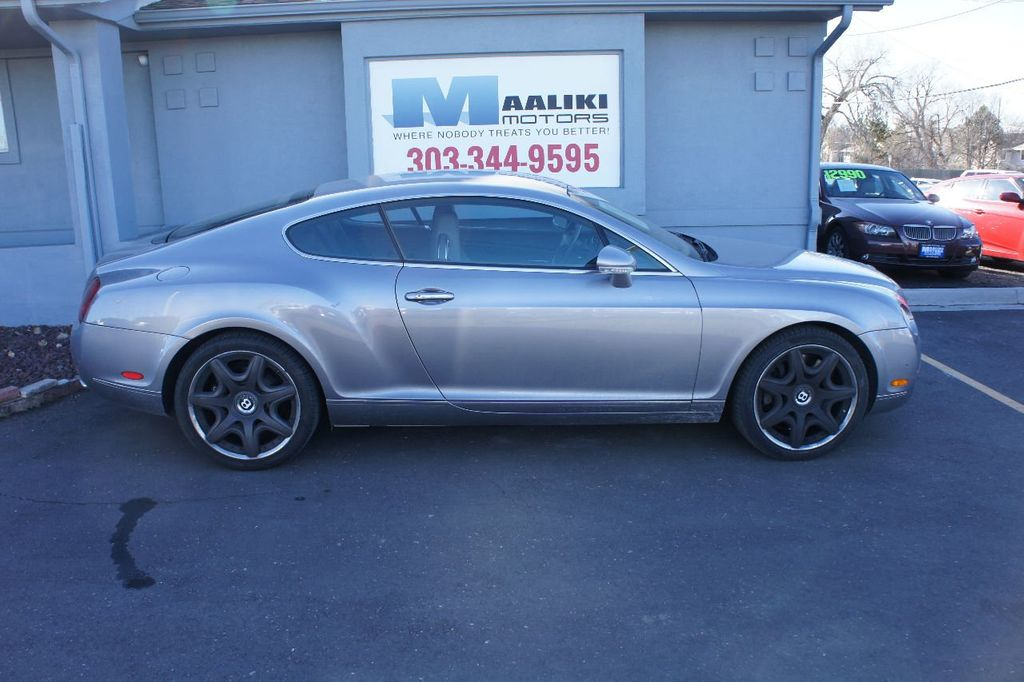2005 Bentley Continental 2dr Coupe GT - 17403073 - 2