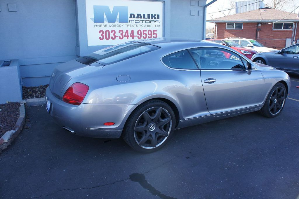 2005 Bentley Continental 2dr Coupe GT - 17403073 - 3