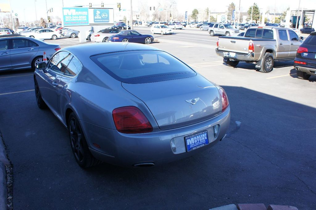 2005 Bentley Continental 2dr Coupe GT - 17403073 - 4