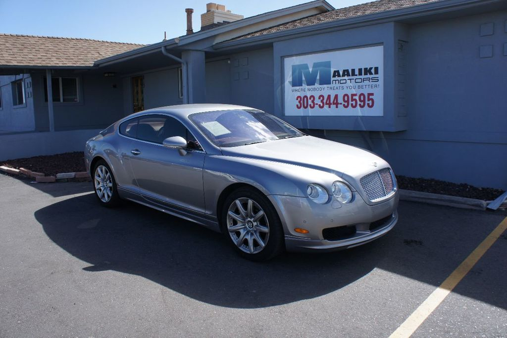 2005 Bentley Continental 2dr Coupe GT - 17729920 - 0