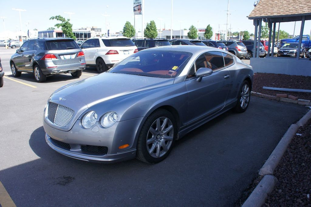 2005 Bentley Continental 2dr Coupe GT - 17729920 - 1