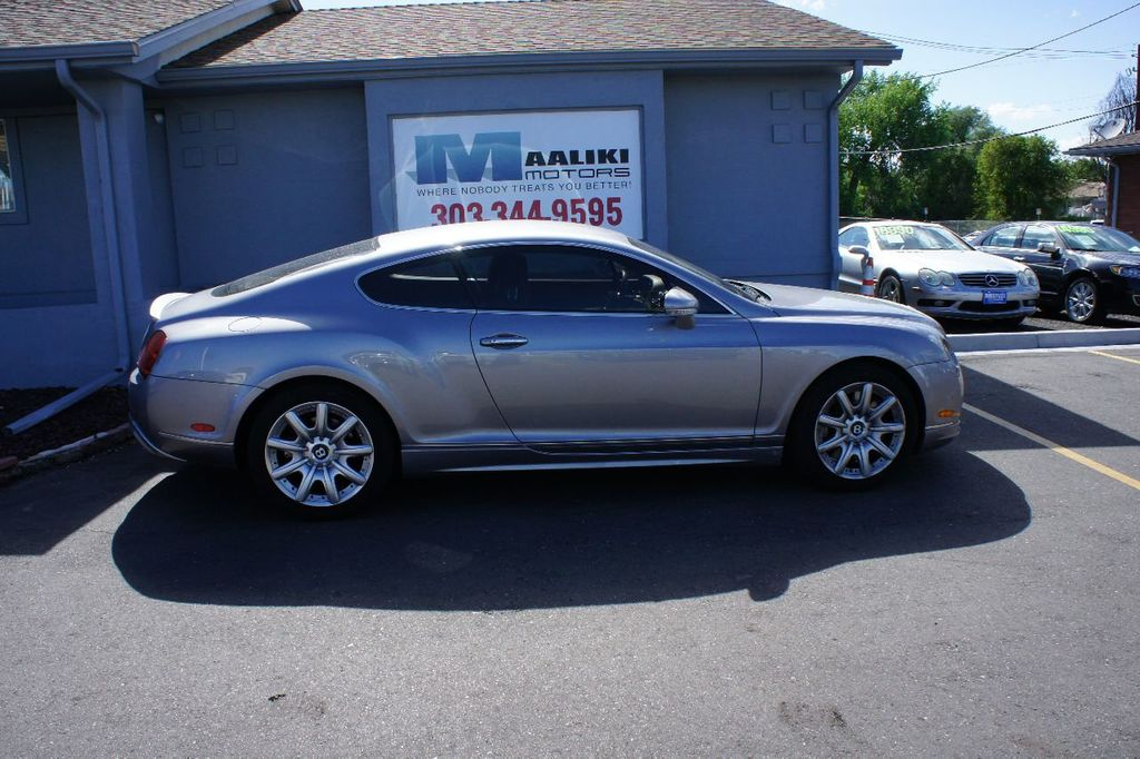 2005 Bentley Continental 2dr Coupe GT - 17729920 - 2