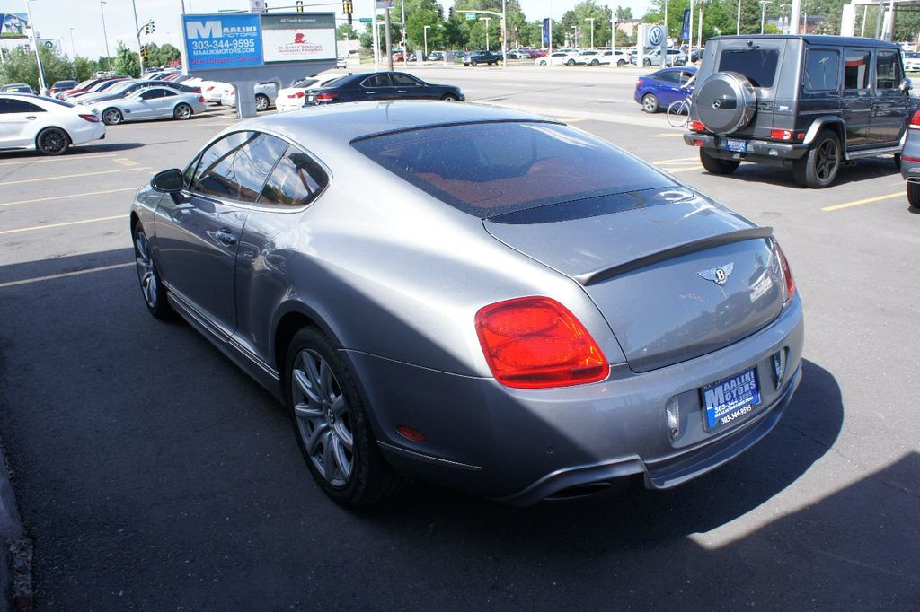 2005 Bentley Continental 2dr Coupe GT - 17729920 - 5
