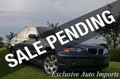 2005 BMW 3 Series 2005 BMW 325xi AWD E46 SEDAN