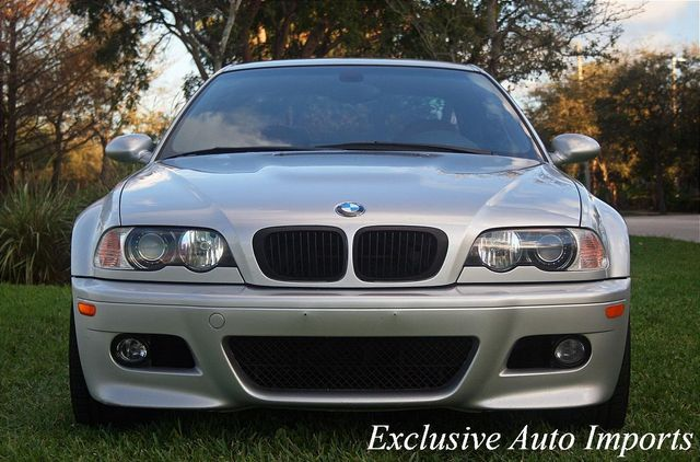 2005 BMW 3 Series 2005 BMW M3 E46 COUPE COMPETITION SMG ULTRA-RARE SLICKTOP M ZCP - Click to see full-size photo viewer
