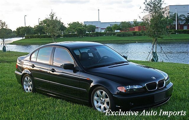 2005 BMW 3 Series 325i 4dr Sdn RWD - Click to see full-size photo viewer