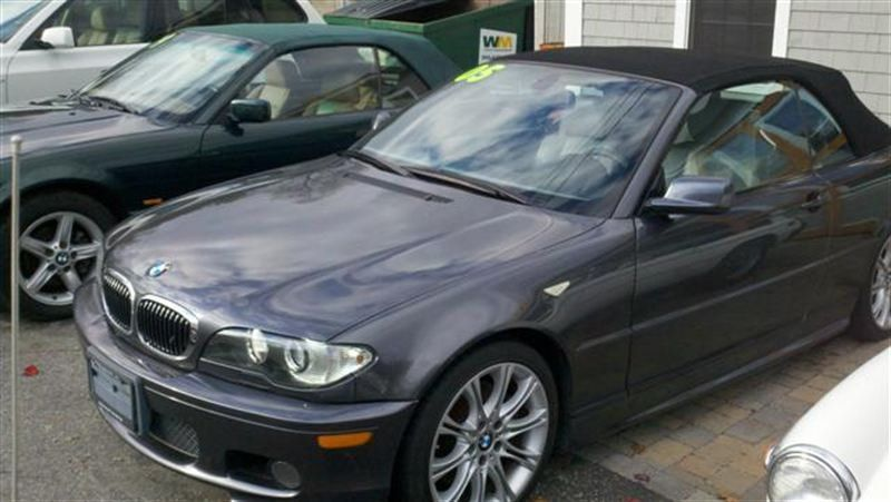 2005 Bmw 3 Series 330ci Convertible